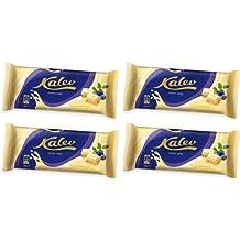 Kalev - Chocolate blanco con Arroz Inflado y Arándano (95g) de Estonia - Paquete