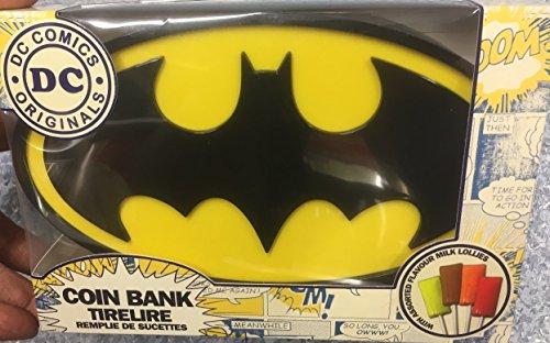 brand-new-ufficiale-batman-sign-salvadanaio-per-monete-con-diversi-lollypops
