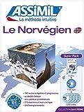 Le Norvégien : livre + 4 CD audio + CD mp3