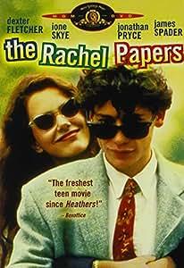 Rachel Papers [DVD] [1989] [Region 1] [US Import] [NTSC]