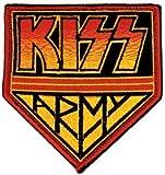 Kiss - Army (Patch/Aufnäher)