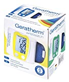 Geratherm Digital Blood Pressure Monitor Wristwatch