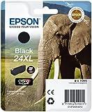Epson 24XL Series Elephant Ink Cartridge - Black