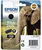 Epson 24XL Series Elephant Ink Cartridge - Black