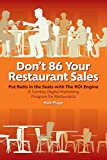 Don't 86 Your Restaurant Sales: A Turnkey Digital Marketing Program for Restaurants - Matt Plapp