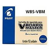 Pilot V Board Master Whiteboard Marker Refill Blue Ref 255101203-1 [Pack 12]