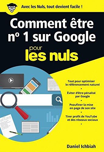 Comment être n° 1 sur Google pour les Nuls poche