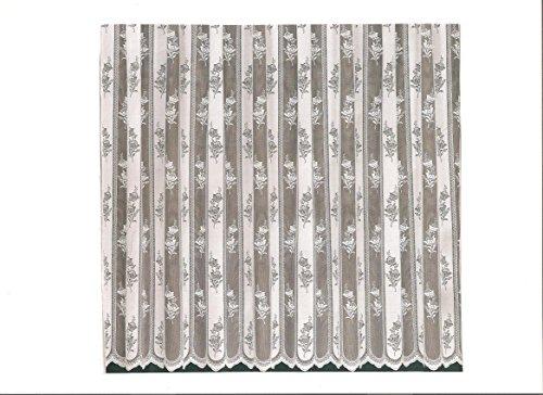yasmin-tenda-150-x-300-cm-con-bianco-rose-design-per-il-soggiorno-e-la-camera-da-letto-con-fascia-in
