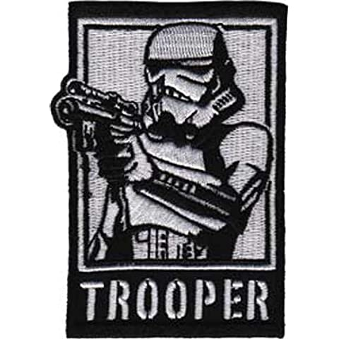Application Star Wars Trooper Patch by Application