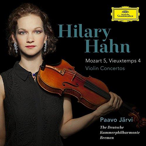 Alte Hahn (Violinkonzerte: Mozart 5 & Vieuxtemps  4)