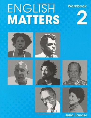 English Matters Workbook 2