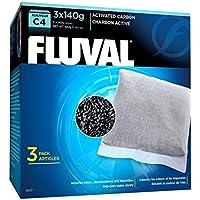 Fluval Esponja para la Filtración Mecánica con Carbón Activo para Filtro C4