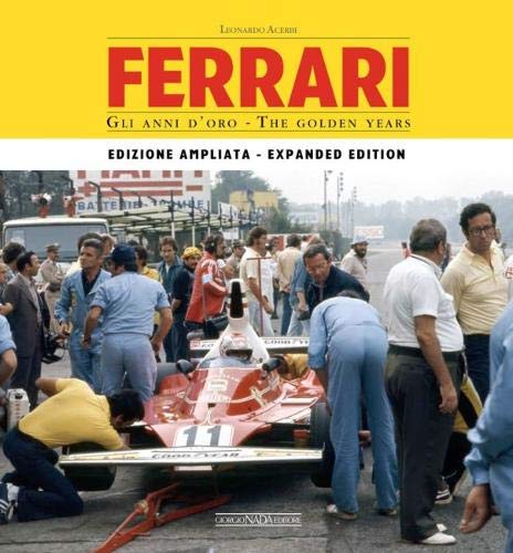 Ferrari: Edizione Ampliata - Enlarged Edition por Leonardo Acerbi