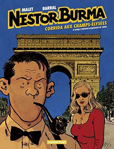 Nestor Burma par Malet Léo