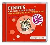 Findus und der Hahn im Korb/Wie Findus zu Pettersson kam SA (CD): Lesung, ca. 43 Min. Aktion Gib mir fünf