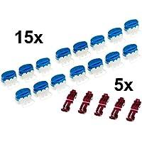 15 connettori cavi + 5 morsetti di collegamento per ROBOMOW RX* RC* RS* - Utensili elettrici da giardino - Confronta prezzi