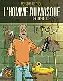 L'homme au masque (en toile de jute) (French Edition)