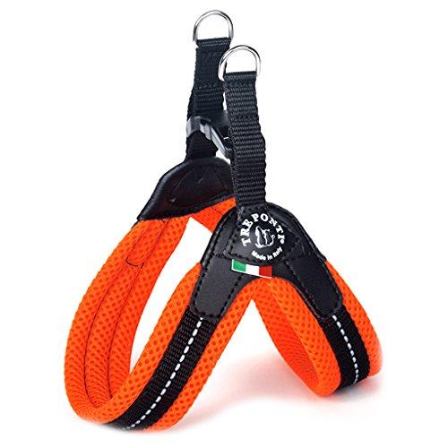 Tre Ponti tf223ar Easy Fit Mesh Fix Neon, Taglia 2.5, Colore: Arancione