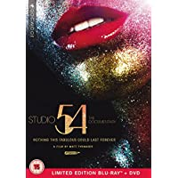 Studio 54: The Documentary Limited Edition Blu-ray + DVD