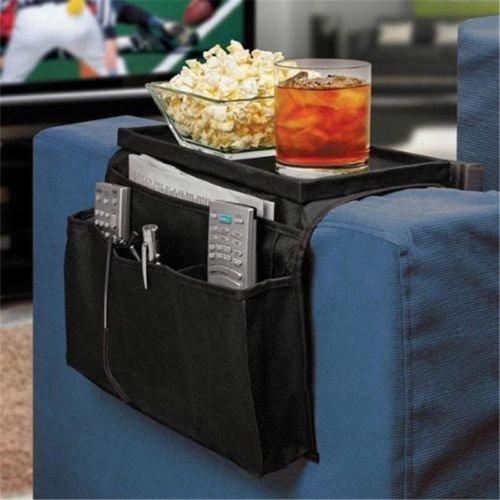 Lscommerce® arm rest organizer bracciolo salvaspazio braccio divano sofa porta oggetti