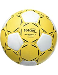Softee 0002360 - Balón Balonmano , color amarillo, talla L