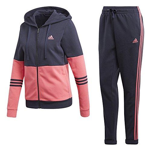 Adidas Energize Set de survêtement Femme, Legink/Reapnk, FR (Taille Fabricant : XXS)