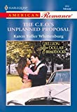 The C.e.o.'S Unplanned Proposal (Mills & Boon American for sale  Delivered anywhere in Ireland