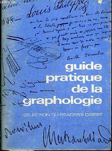 Guide pratique de la graphologie par Neubourg de Cyrille