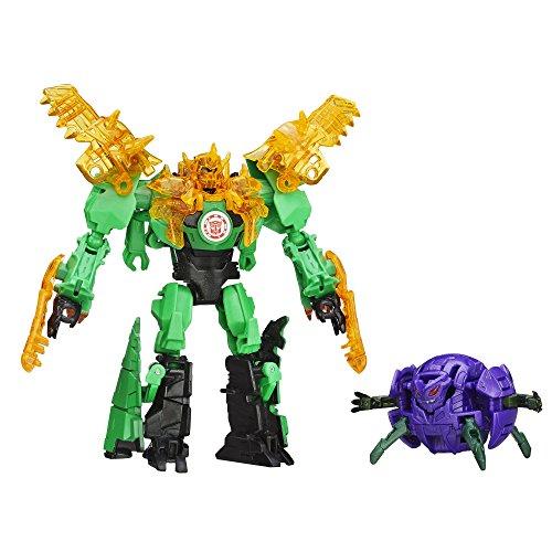 Transformers: Robots in Disguise Grimlock vs. Decepticon Back Battle Packs