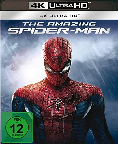 The Amazing Spider-Man (4K Ultra HD) [Blu-ray]