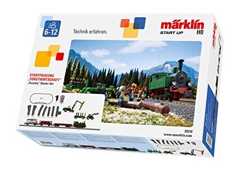 Preisvergleich Produktbild Märklin 29310 - Startpackung Forstwirtschaft