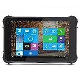 'globexplorer x8W Tab Tablet Touch 20(32GB, 2GB di RAM, Android 5.0, Bluetooth, Nero)