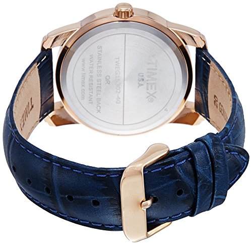 Timex Analog Blue Dial Men's Watch-TWEG15302