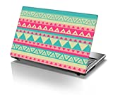 Snoogg Aztec pink Designer Laptop Skin S...