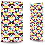 Hülle / Case / Cover für das Sony Xperia M2 mit Designer Motiv - ''Rainbow'' von caseable