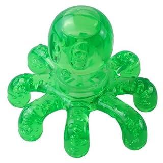 ANKKO 1pcs Cute Octopus Neck Shoulder Back Arm Scalp Massage Handheld Massager, Random Color