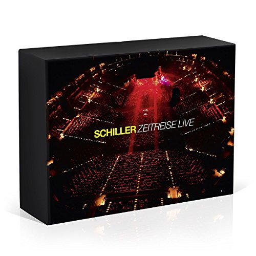 Zeitreise - Live (Limited Premiumbox inkl. 2CD + DVD + BluRay + Bonus-CD) (Surround 3d-dvd,)