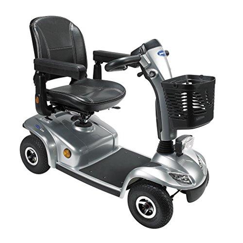 Elektromobil Leo 6 km/h silber, (HMV) Scooter von Invacare das smarte Seniorenmobil/E-Mobil inkl. Anlieferung/Einweisung/Aufbau vor Ort*