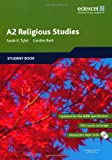 Edexcel A2 Religious Studies: Student: Student Book and CD-ROM