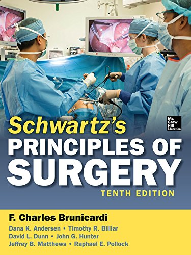 Schwartz's principles of surgery. Con DVD (Medicina)