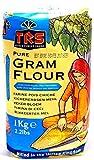 [ 1kg ] TRS Reines Kichererbsen Mehl ohne Zusätze / PURE GRAM FLOUR