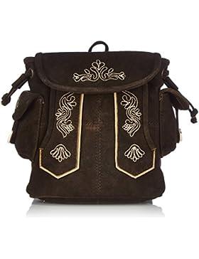 TrachtenRebell Rucksack Damen Rucksackhandtaschen 25x21x15 cm (B x H x T)