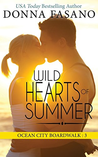 Wild Hearts of Summer (Ocean City Boardwalk Series, Book 3)