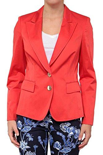 Basler Damen Blazer MODERN ART, Farbe: Rot, Größe: 44