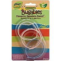 Pic bug-band3Citronella Plus Bugables Mückenbekämpfung Band, 3-pk. preisvergleich bei billige-tabletten.eu