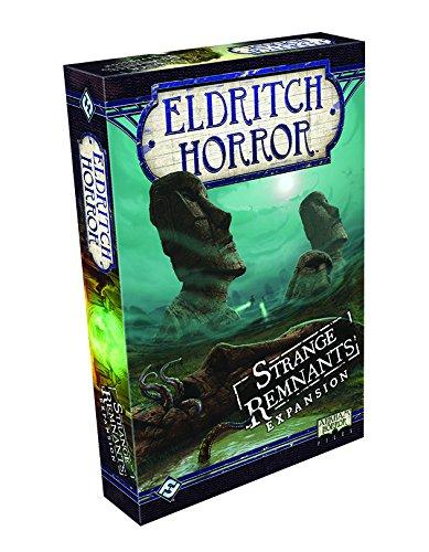Eldritch Horror: Strange Remnants Board Game Expansion (Brettspiele Expansion)