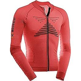 X Bionic–Maglietta da Corsa Biking Effektor Power OW LG SL Full Zip