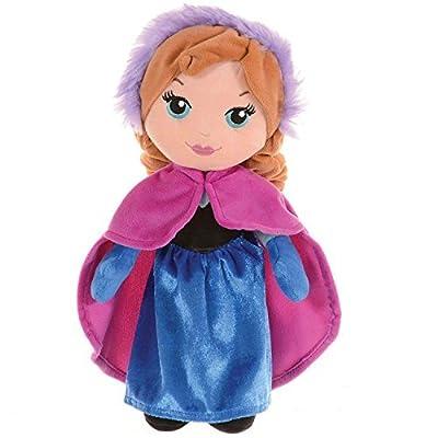 Disney Frozen - Muñeca Anna de 50 cm de Disney