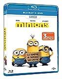 Minions(+DVD) [Blu-ray] [IT Import]