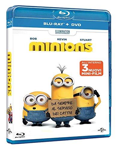 Minions (Blu-Ray + DVD)